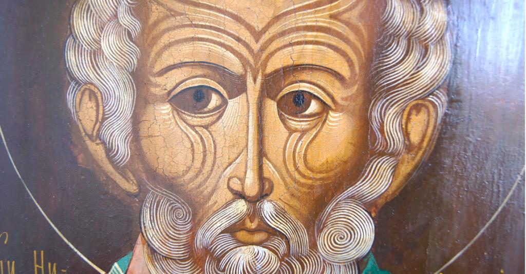 Святитель Николая Мир Ликийских чудотворец